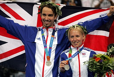 Olympic Silver medallist